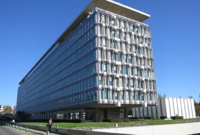 World Health Organisation Headquarters