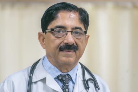 Dr AK Malik