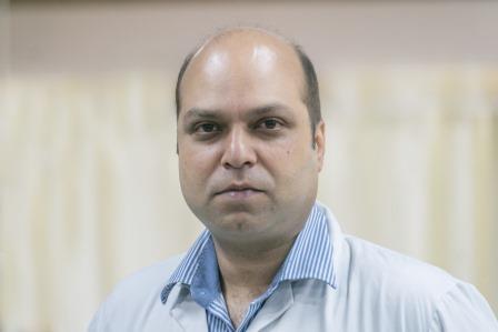 Dr Abhishek Mishra