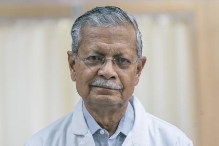 Dr DK Mitra