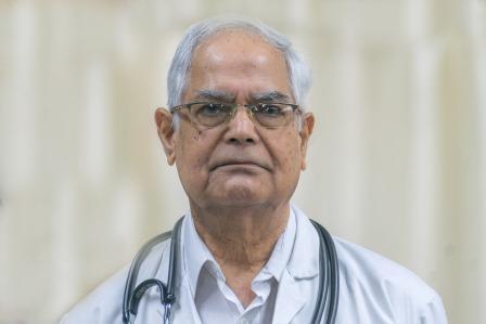 Dr JN Pande