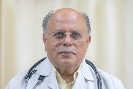 Dr JP Manocha