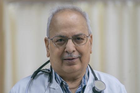 Dr RK Pandhi