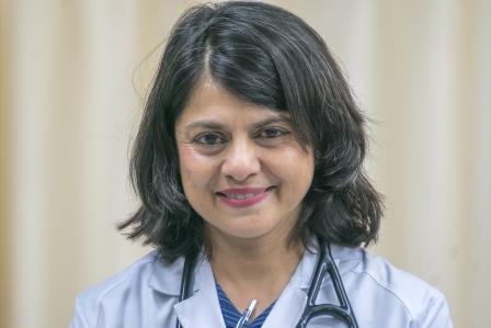 Dr Shahana Mazumdar