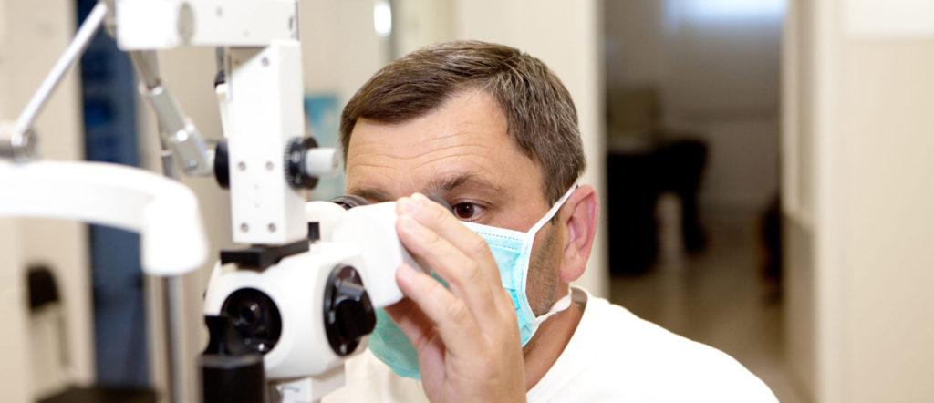 Eye Test at Sitaram Bhartia
