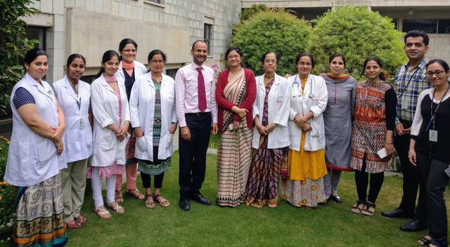 Staff Gynecologist Unit at Sitaram Bhartia