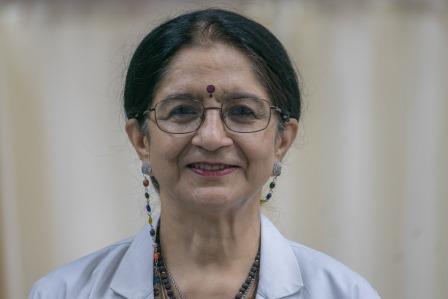 Dr Poonam Chandra
