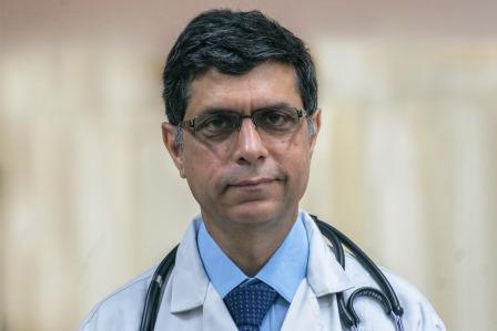 Dr RK Bhardwaj