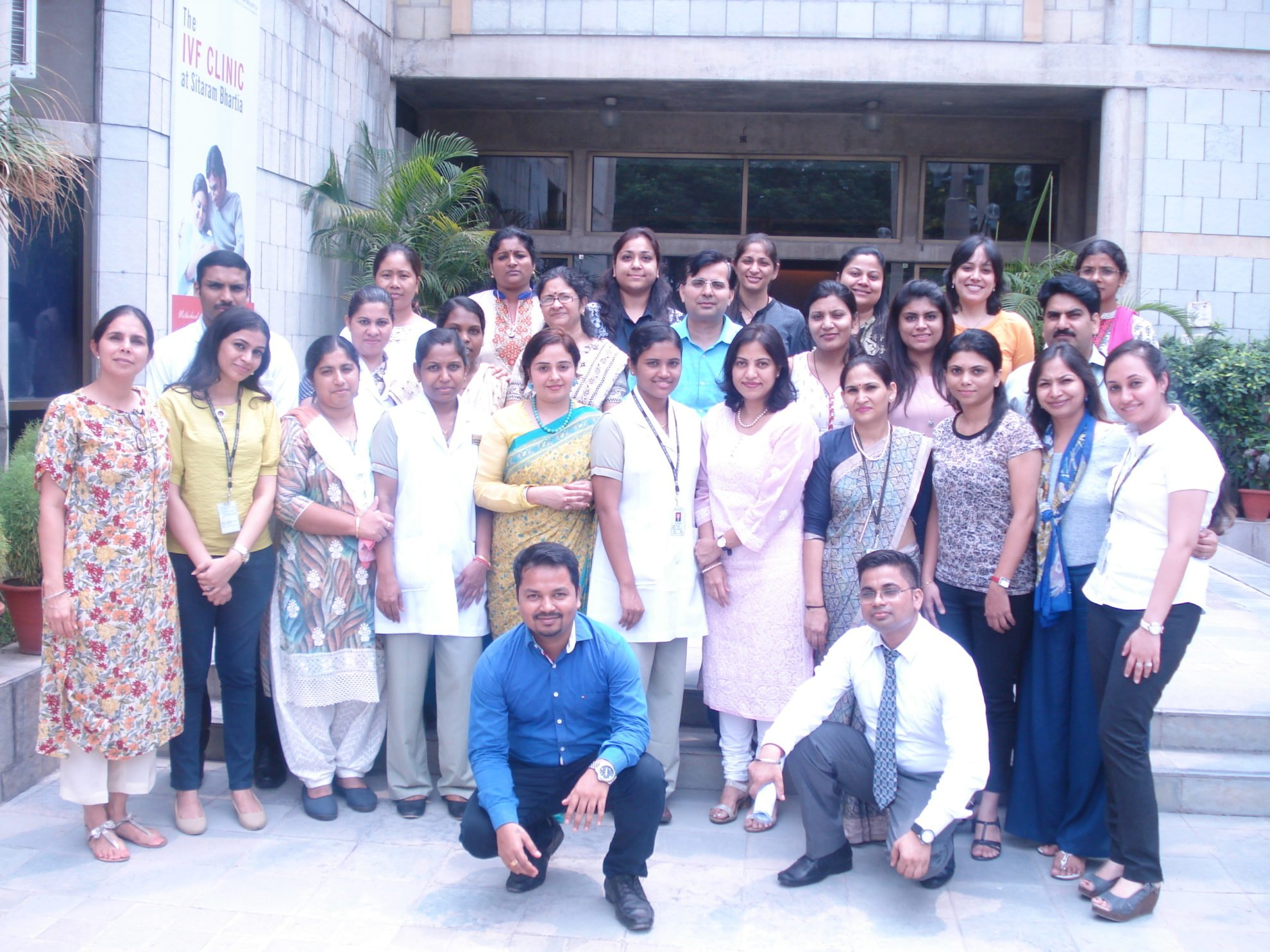Learning Sharing Group Photo