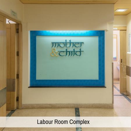 Sitaram Bhartia Labour Room