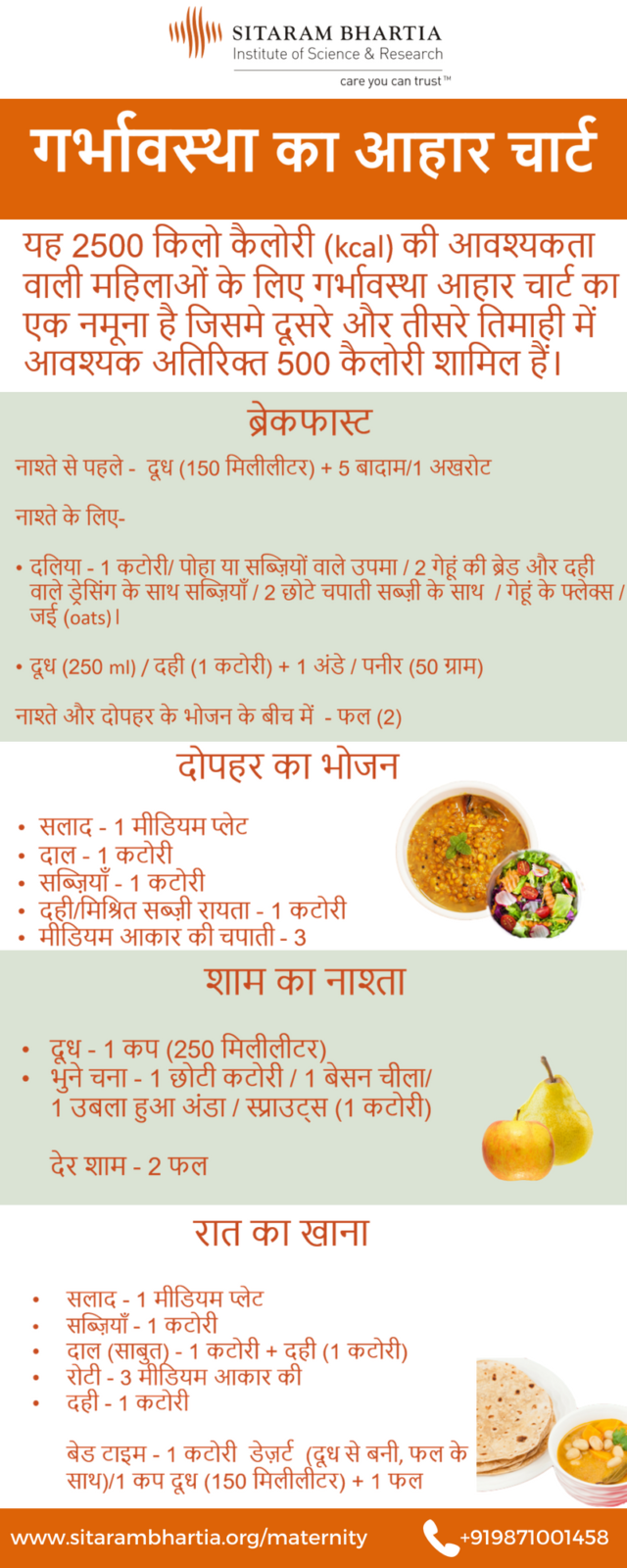 pregnancy diet plan for indian vegetarian