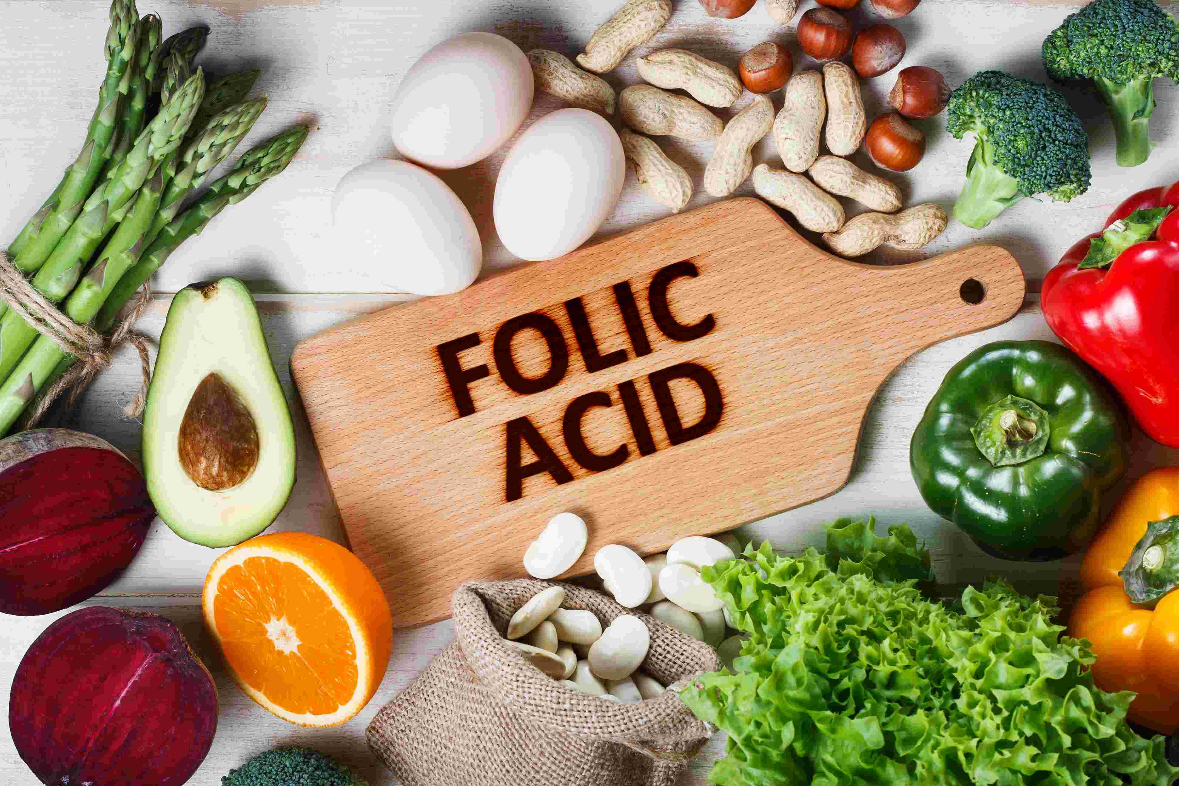 folic acid before and during pregnancy