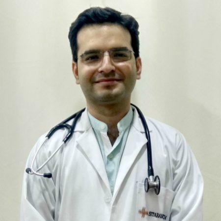 Dr Mukul Satija