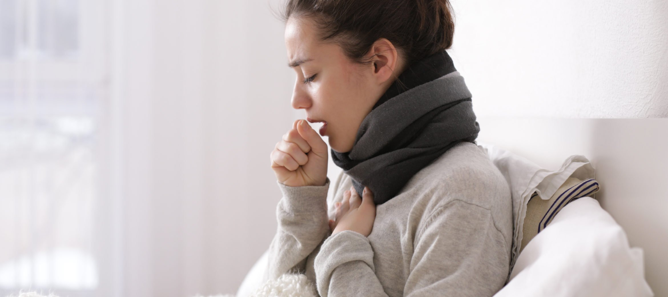 Allergic Cough: Is your loud, barking cough caused by pollen?