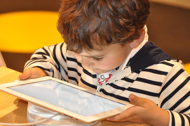 increased screen exposure in children