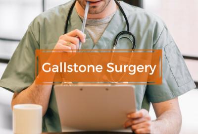 gallbladder stone surgery
