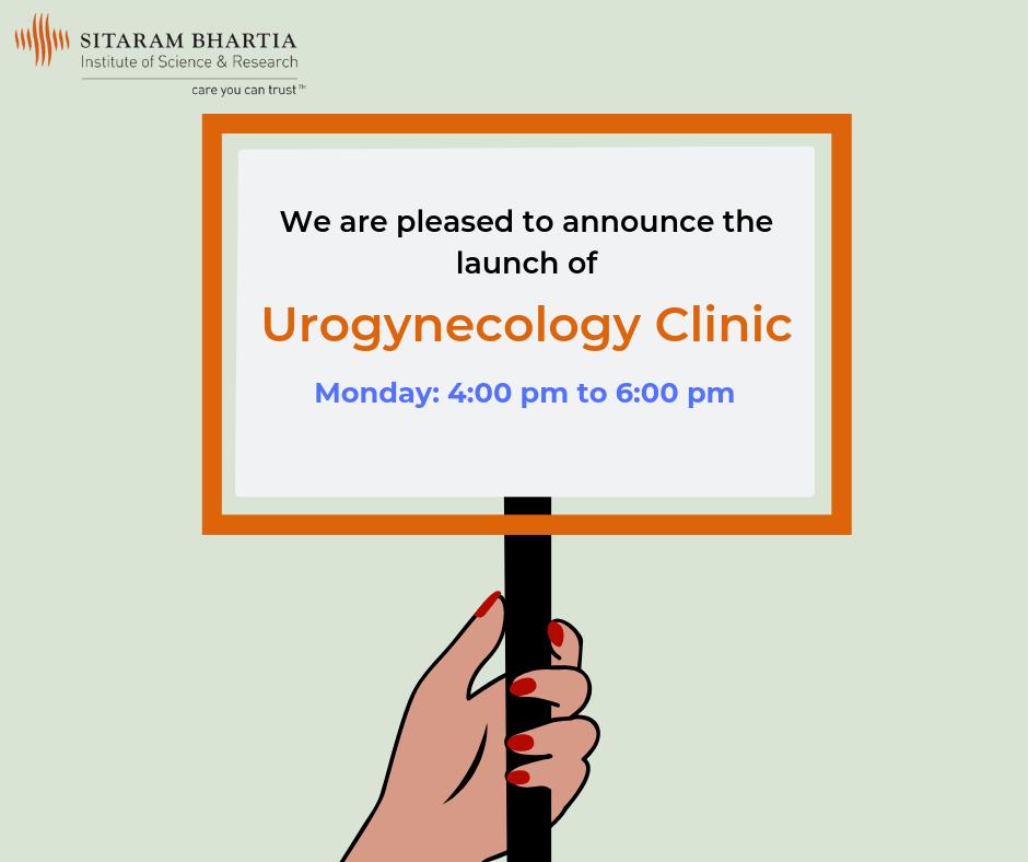FB - Urogyne-launch