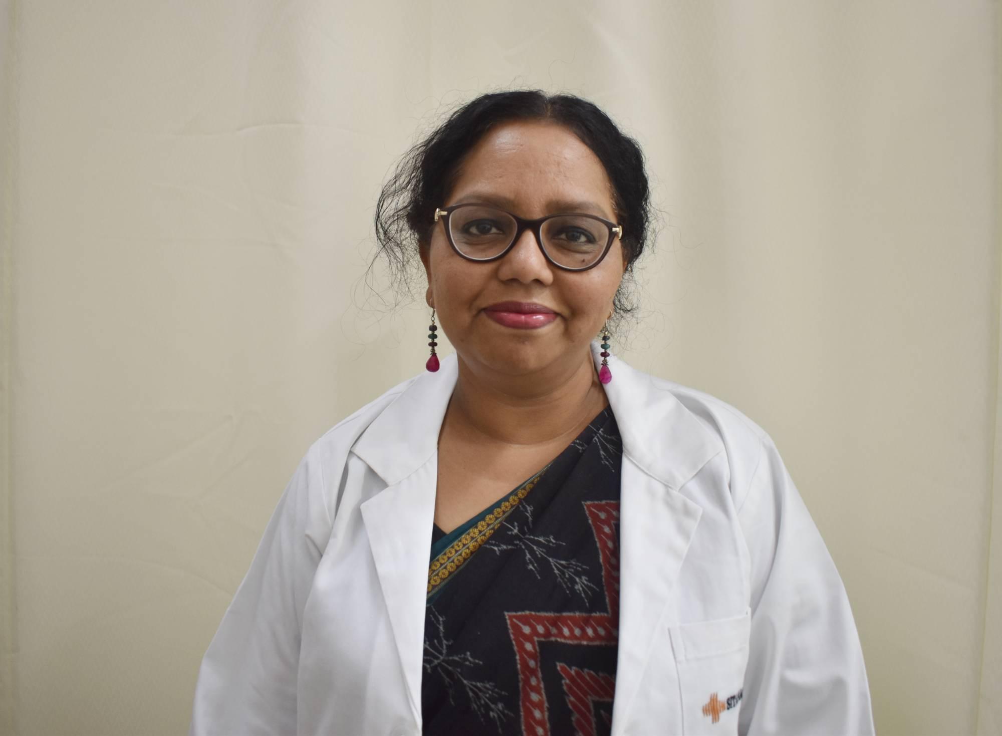 Dr Lopamudra Das