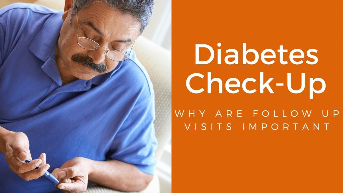 Diabetes check-up