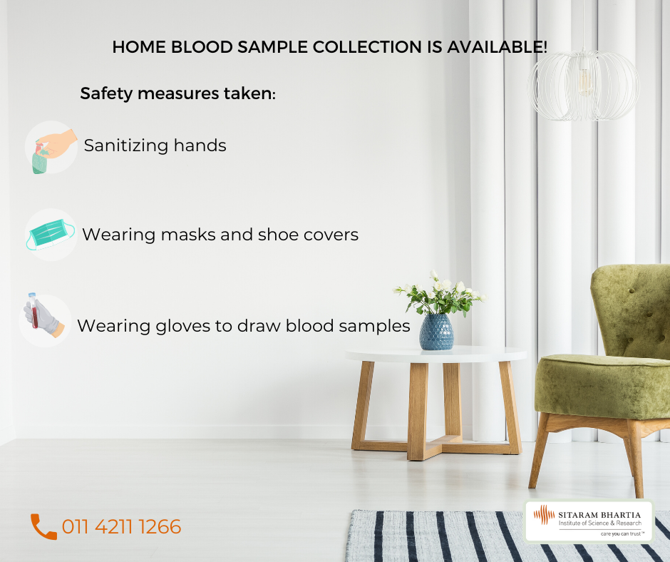 Home collection-blood-samples-sitarambhartiahospital-delhi
