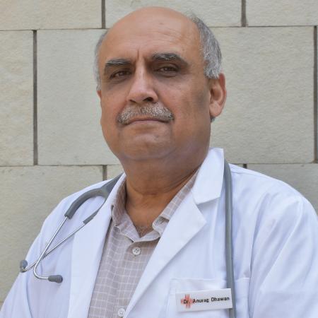 Dr. Anurag Dhawan