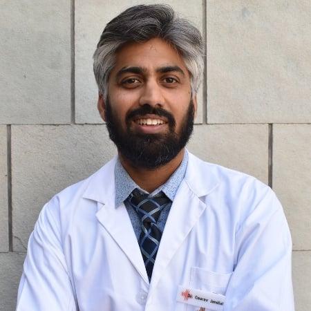 Dr. Gourav Jandial
